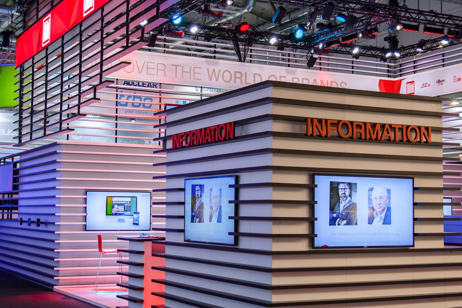 Axel Springer Media Impact | dmexco 2014