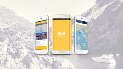 BWA Yachting – App Development